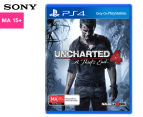 Uncharted 4: A Thief's End - Playstation 4 1