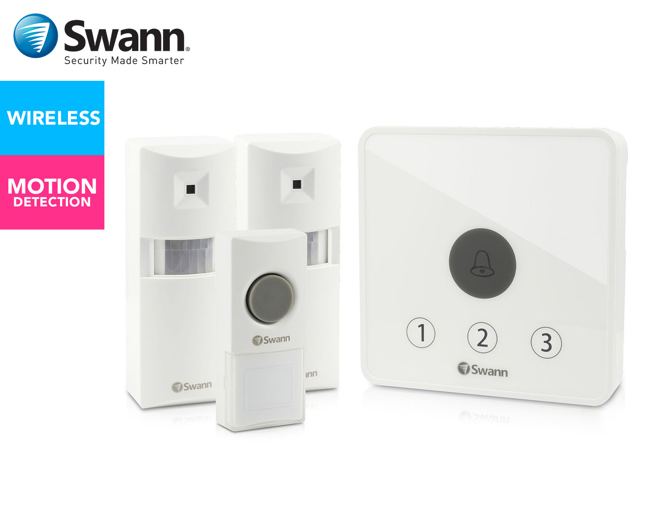 Swann Doorway Amp Entry Security System W 2 Sensors Mumgo