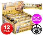 12 x Ratio Protein Bars Peanut Butter Cup 60g 1