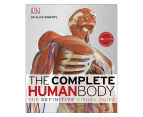 The Complete Human Body Visual Guide Book 1