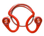 Plantronics BackBeat FIT Bluetooth Headset - Lava Red 2