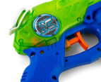 X-Shot Stealth Soaker Water Blaster - Green/Blue 5