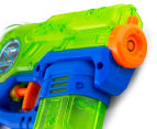 X-Shot Stealth Soaker Water Blaster - Green/Blue 6