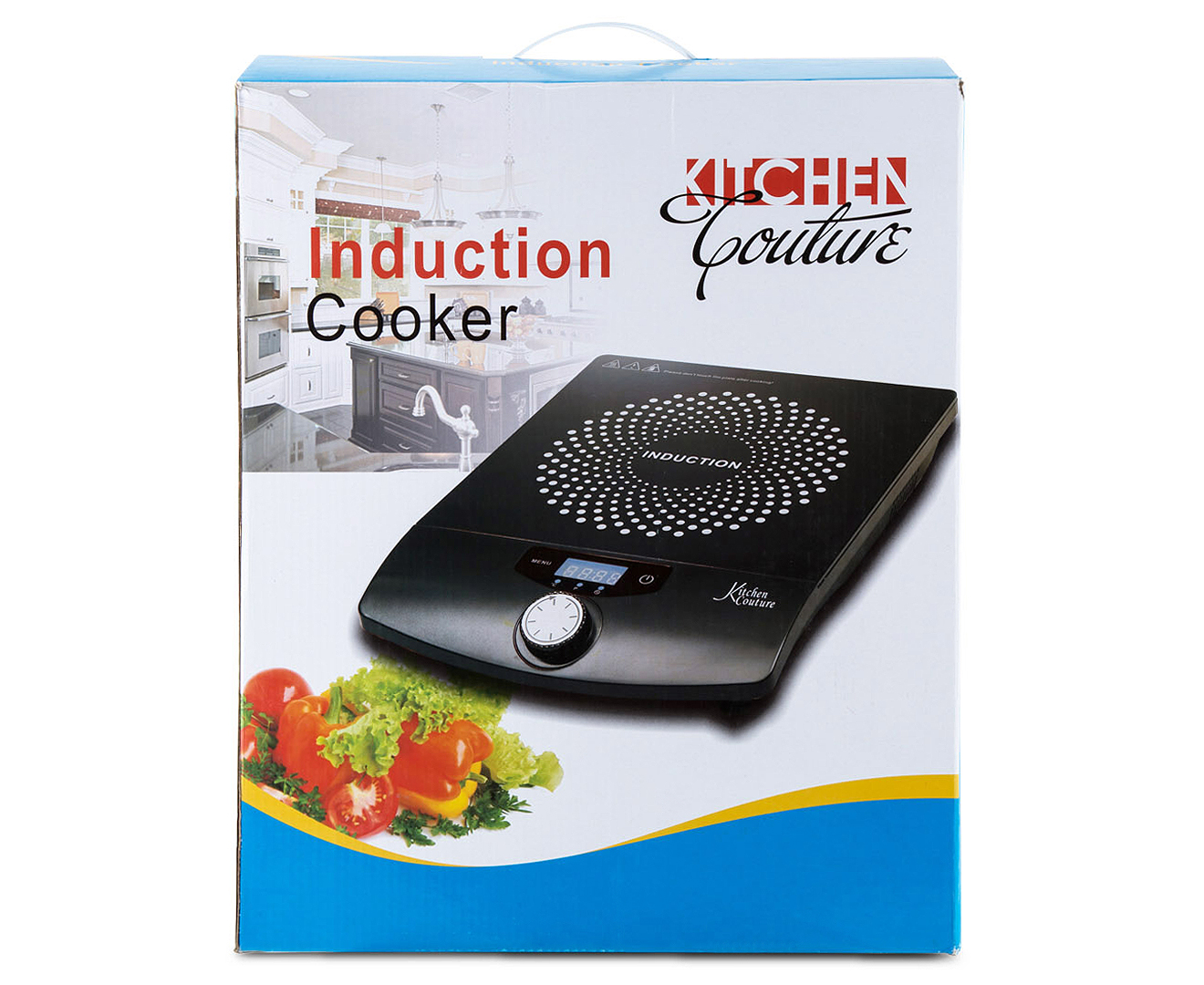 kitchen couture induction cooker instructions