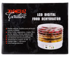 Kitchen Couture Digital Food Dehydrator - White 6