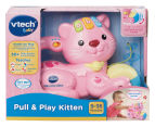VTech Pull & Play Kitten Baby/Infant Activity/Toy with Sing-a-long Songs and Melodies 1