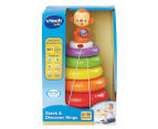 VTech Baby Stack and Discover Rings 1