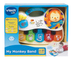 VTech My Monkey Band Baby/Infant Activity/Toy with Over 40 Songs, Melodies, Sounds & Phrases 1
