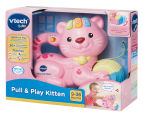 VTech Pull & Play Kitten Baby/Infant Activity/Toy with Sing-a-long Songs and Melodies 2