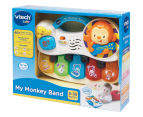 VTech My Monkey Band Baby/Infant Activity/Toy with Over 40 Songs, Melodies, Sounds & Phrases 2