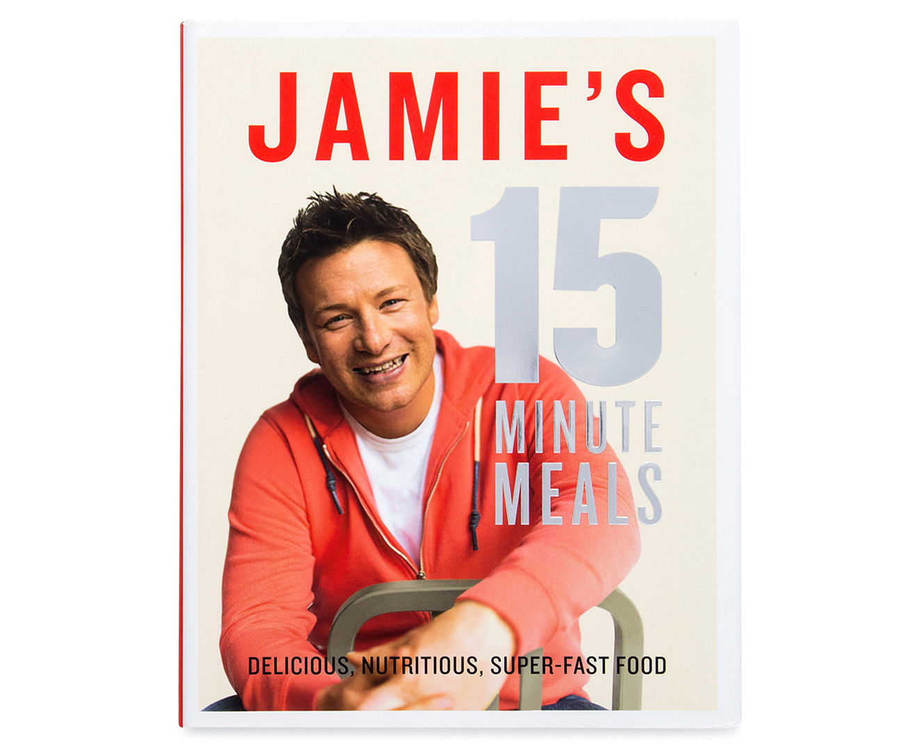 Jamie oliver 39 s 15 minute meals cookbook great daily deals at australia 39 s favourite superstore - Jamie en 15 minutes ...