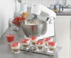 Kenwood MultiOne Kitchen Food Processor & Mixer - White 4