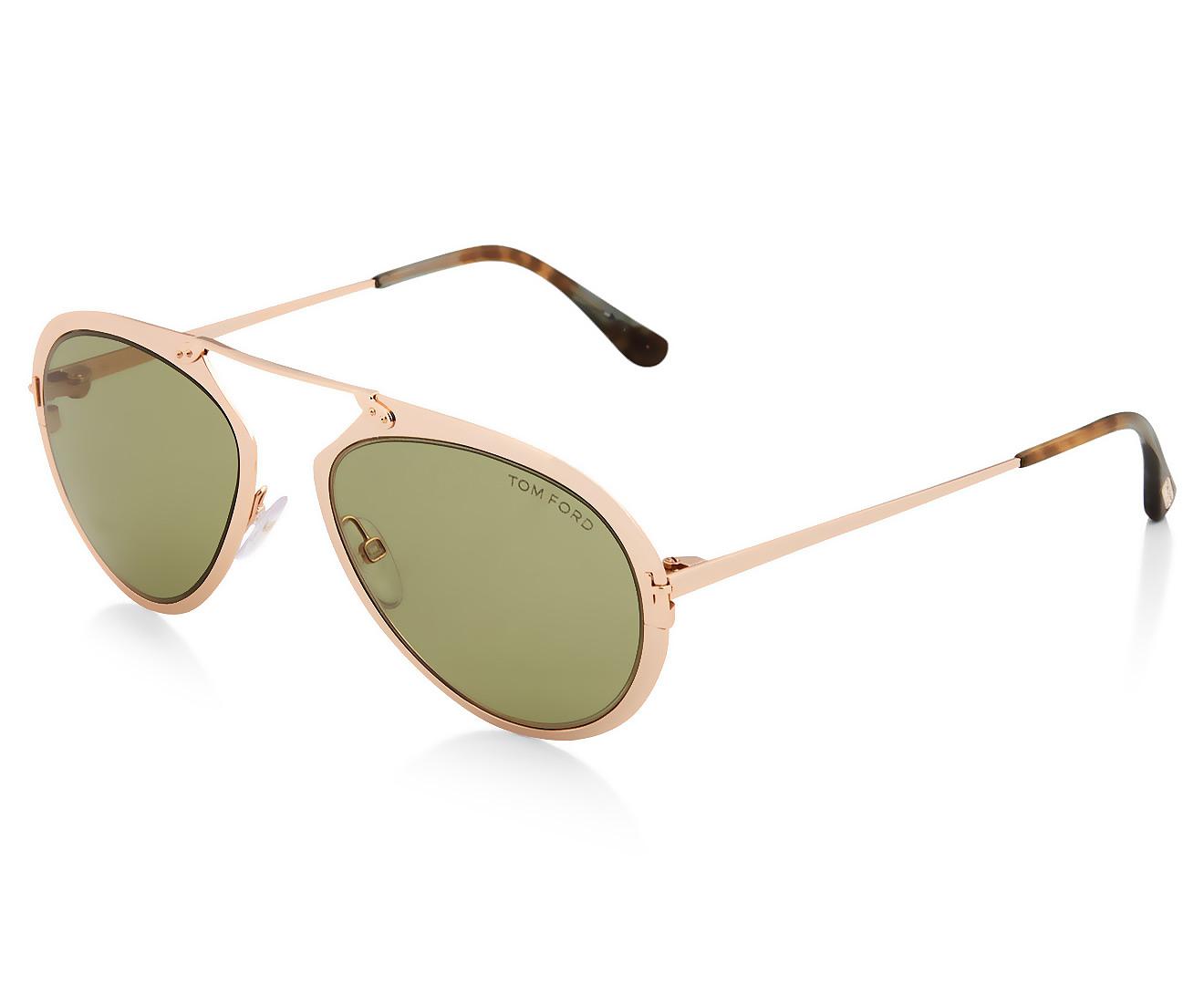 0322f5f997d Tom Ford Dashel Sunglasses - Rose Gold