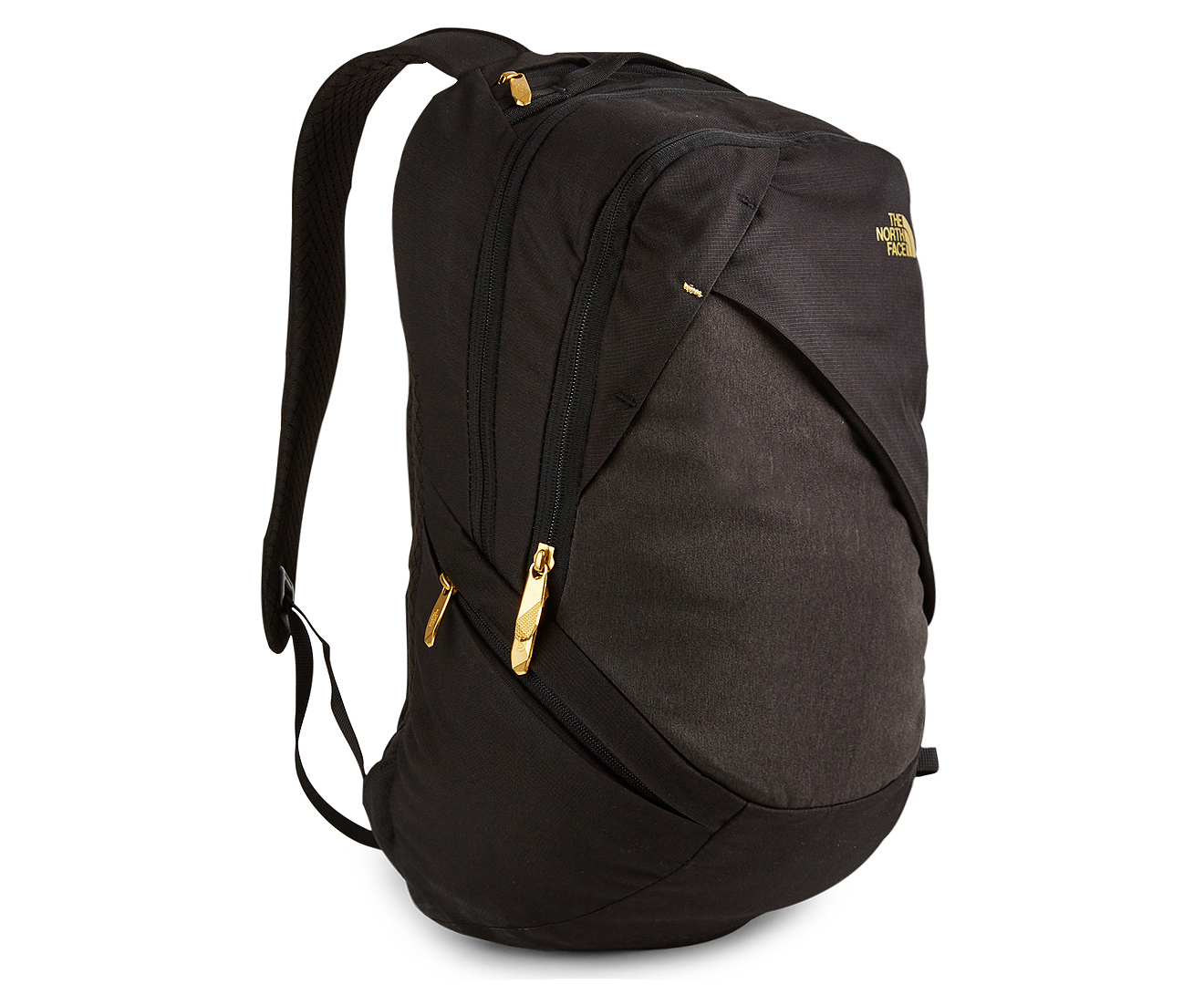 63976f4c9 The North Face Women's Isabella 21L Backpack - Black Heather/Gold