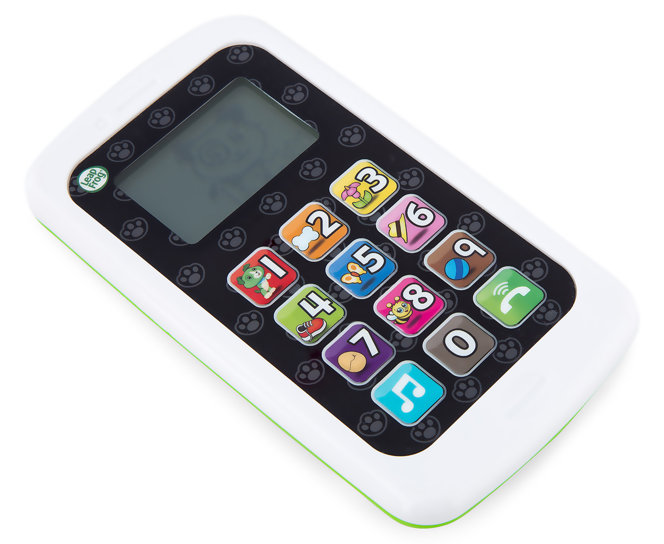 Leapfrog Chat Amp Count Cell Phone Toy Catch Com Au