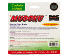 2 x Mudoku Detox Foot Pads 14pk 4