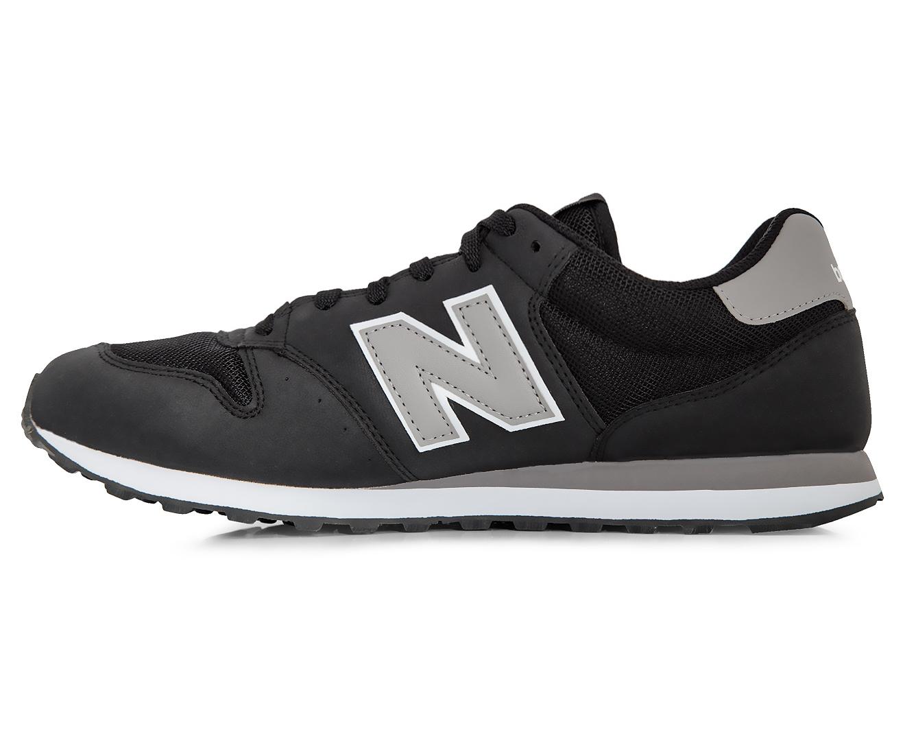 new balance 500 classic black