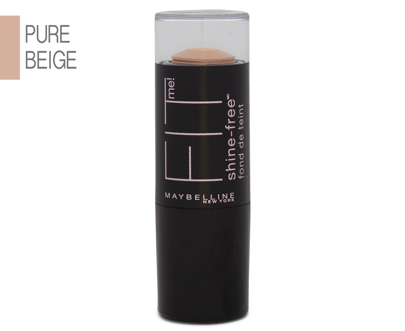 Maybelline Fit Me Shine Free Foundation Stick 9g 235 Pure Beige 30ml