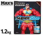 Max's Super Size Protein Powder Chocolate 1.2kg 1