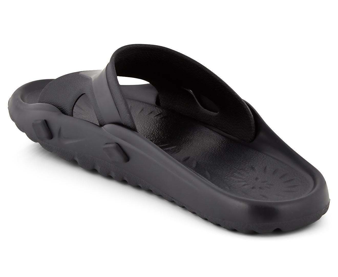 brand new 8de61 d081b Nike Men's Getasandal Slide - Black/White