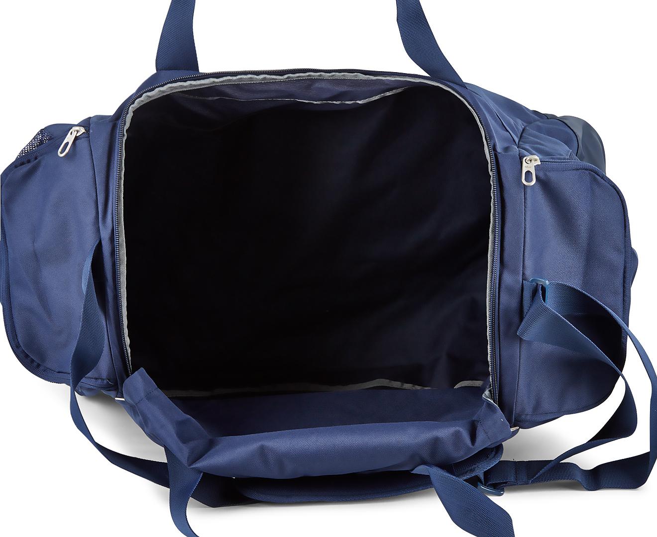 852047dcbdfb51 Nike Club Team Swoosh Large Duffel Bag - Navy | Catch.com.au