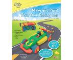 Make And Paint Your Own Racing Car 1