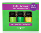 ECO. Clarity & Focus Aroma Trio 10mL 1
