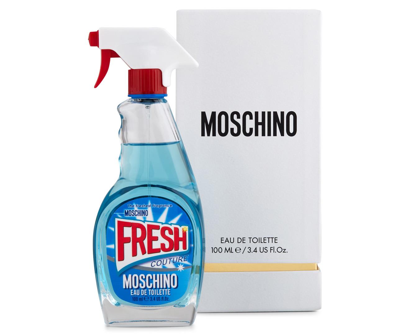 Moschino Fresh Couture (L) Тестер 100ml edt