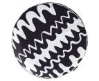 Gracious Living Outdoor Inflatable Air Ottoman Round - Charcoal 3