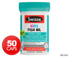 Swisse Kids Fish Oil 50 Caps 1