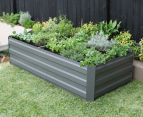 Greenlife 1800x900mm Raised Garden Bed w/ Support Braces - Slate Grey 3