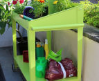 Greenlife 1000x550mm Potting Bench - Fresh Lime 3