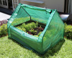 Greenlife Drop Over Greenhouse - Green 4