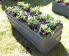 Greenlife 1200x450mm Slimline Raised Garden Bed - Slate Grey 4