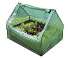 Greenlife Drop Over Greenhouse - Green 6