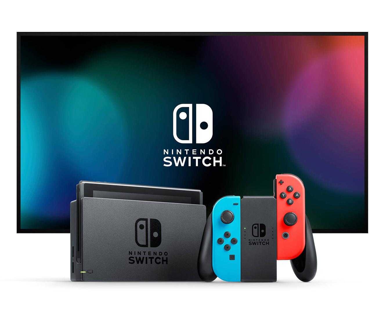 Buy Nintendo Switch Console Neon 2017 Catch Com Au