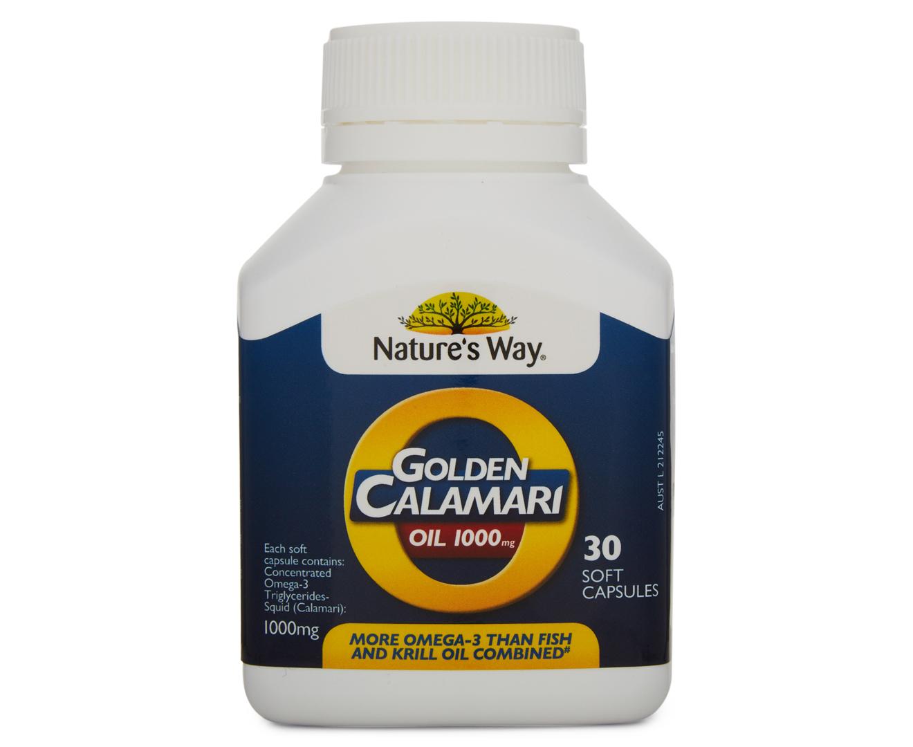 Nature S Way Calamari Oil