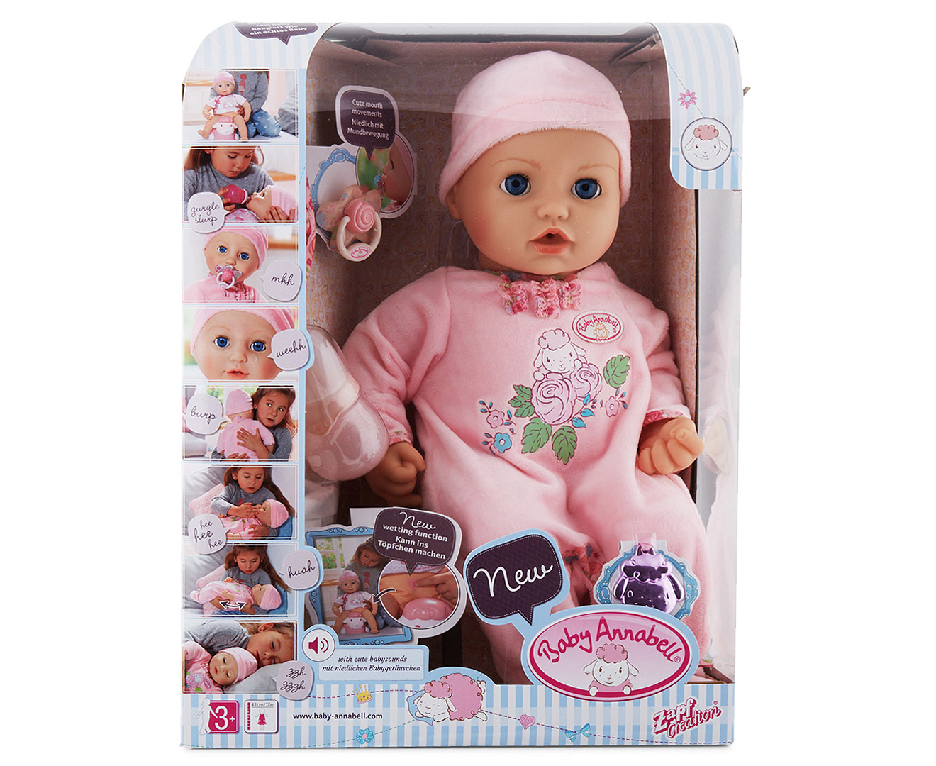 Baby Annabell Doll | Catch.com.au