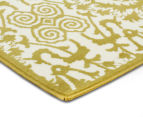 Rug Culture 230x160cm Funky Lace Rug - Olive 2