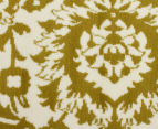 Rug Culture 230x160cm Funky Lace Rug - Olive 3