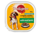 12 x Pedigree Complete Nutrition w/ Real Lamb 100g 2