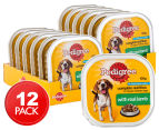 12 x Pedigree Complete Nutrition w/ Real Lamb 100g 1