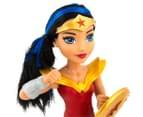 DC Superhero Girls Power Action Wonder Woman Figurine 4