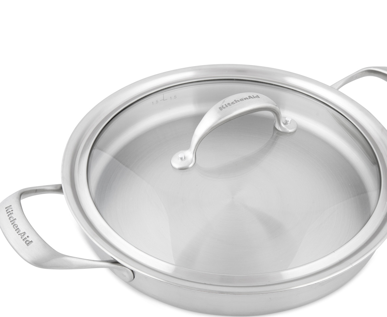 Kitchen Aid Lid For  Frying Pan
