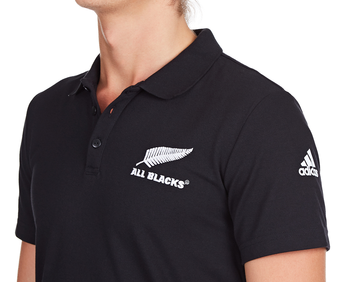 adidas men 39 s all blacks essentials polo black great daily deals at australia 39 s favourite. Black Bedroom Furniture Sets. Home Design Ideas