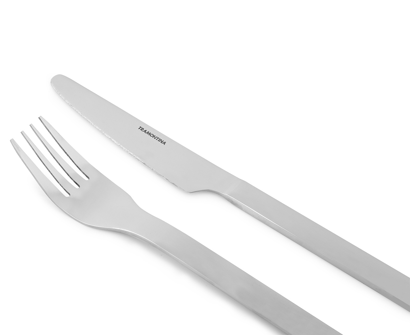 tramontina 24 piece toronto stainless steel fine cutlery