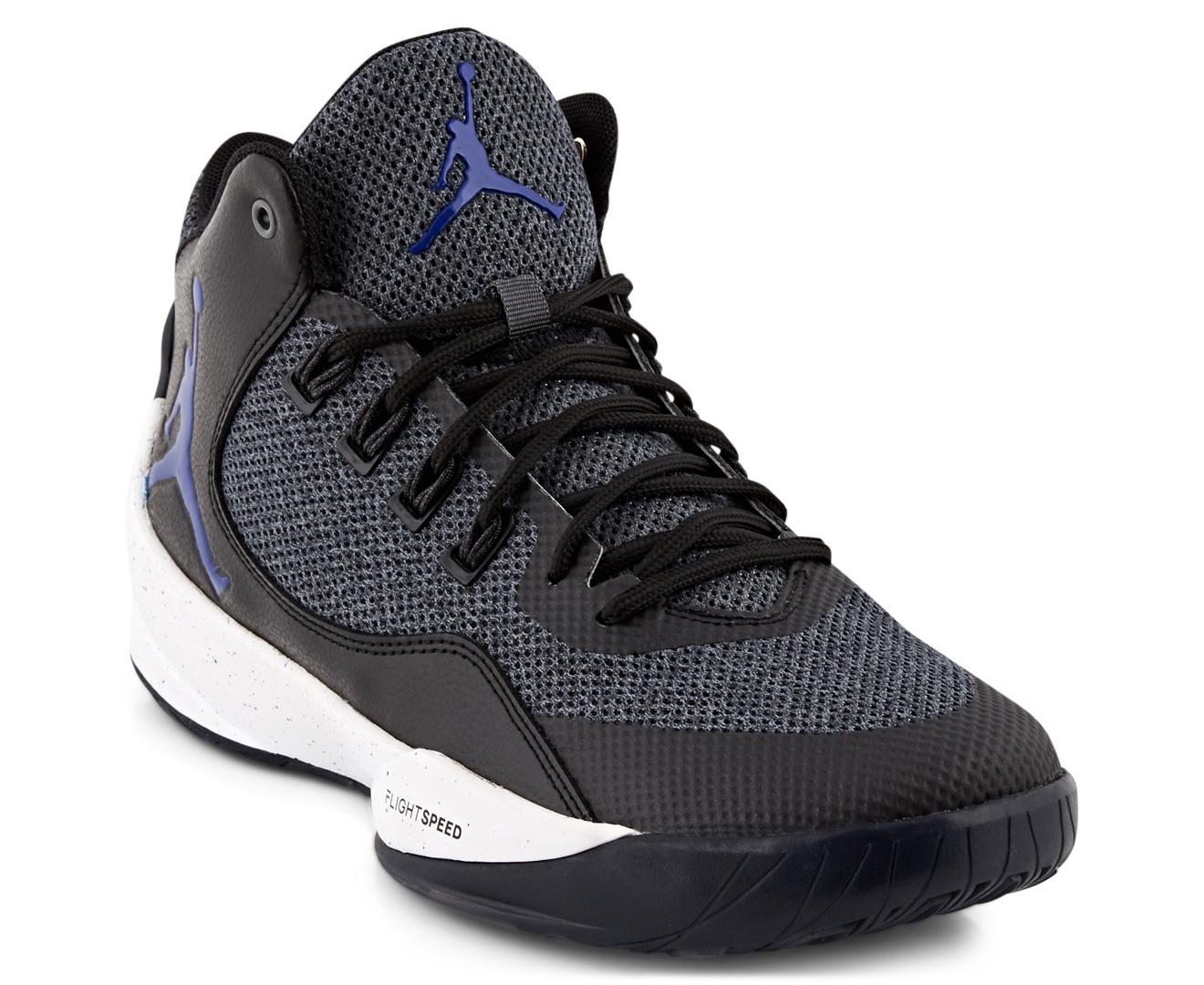 Jordan Rising High  Kids Basketball Shoes