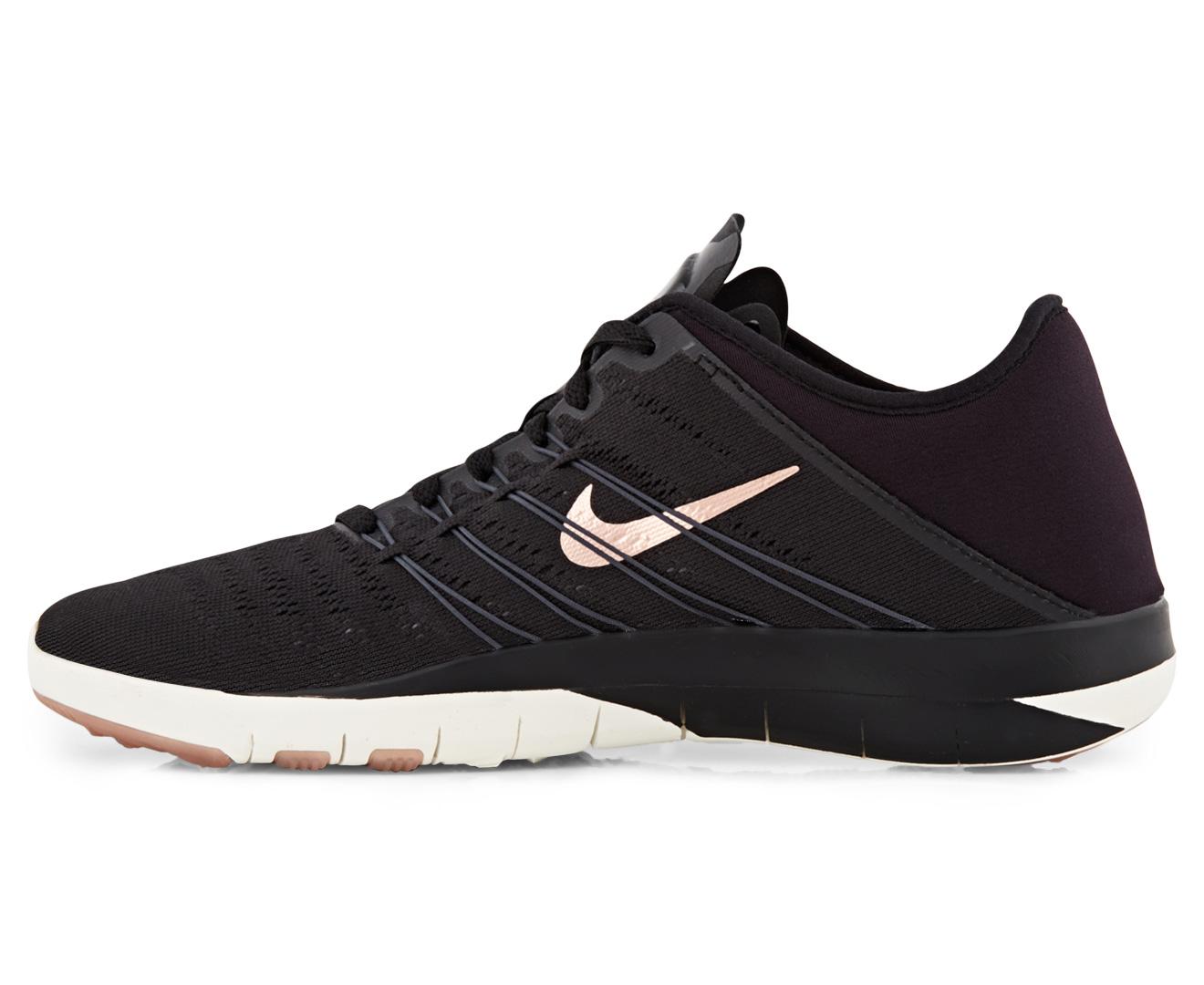 wholesale dealer 3589b de981 Nike Women s Free TR 6 Shoe - Black Metallic Red Bronze   Catch.com.au