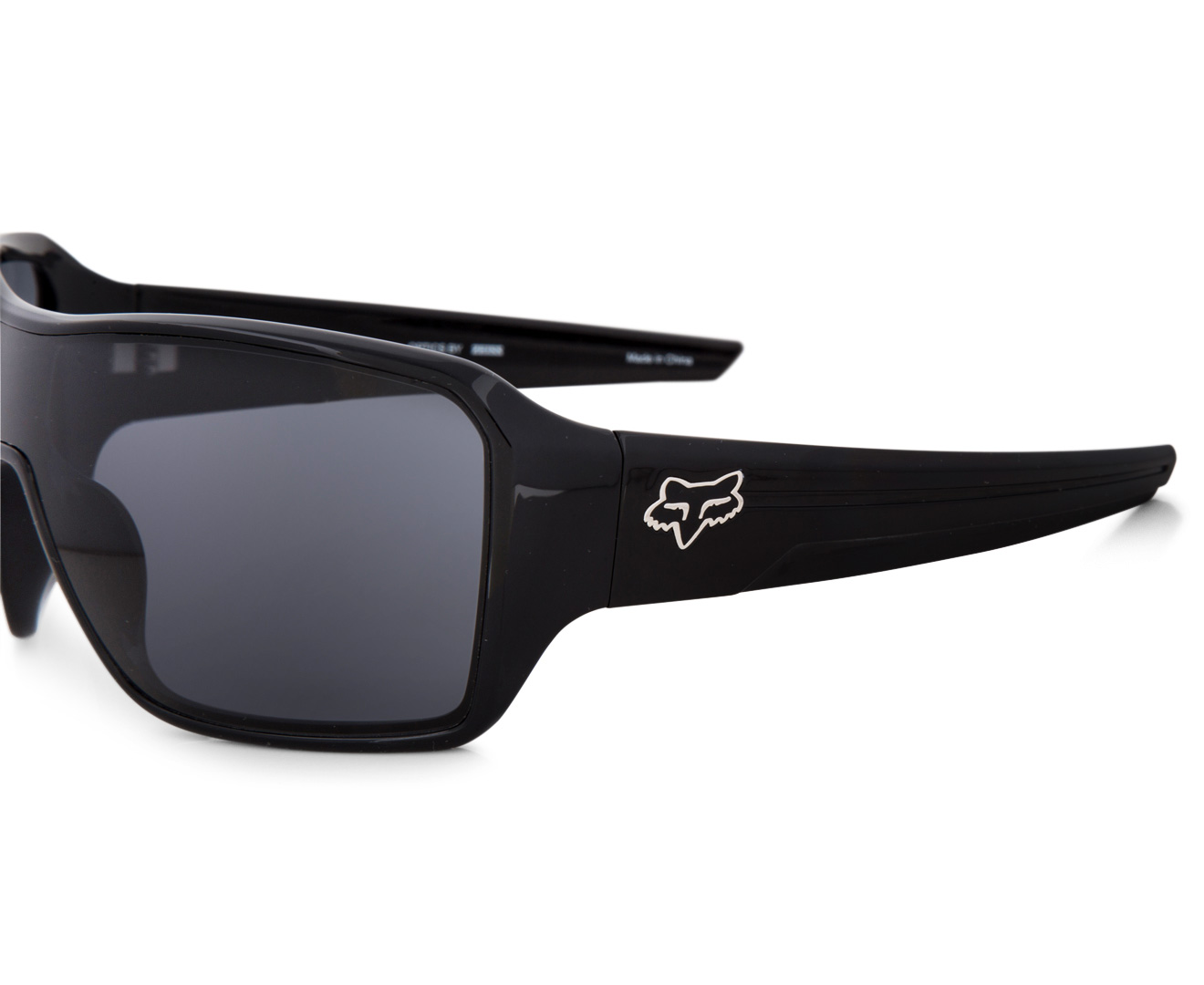 7616ec43bd Fox Men s The Super Duncan Sunglasses - Polished Black Grey