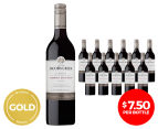 12 x Jacob's Creek Classic Cabernet Sauvignon 2014 750mL 1